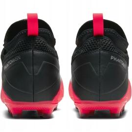 Buty piłkarskie Nike Phantom Vsn 2 Academy Df FG/MG Junior CD4059 606 czerwone wielokolorowe 6