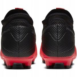 Buty piłkarskie Nike Phantom Vsn 2 Academy Df FG/MG CD4156 606 czerwone czerwone 6