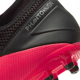 Buty piłkarskie Nike Phantom Vsn 2 Academy Df FG/MG Junior CD4059 606 czerwone wielokolorowe 5