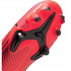 Buty piłkarskie Nike Mercurial Superfly 7 Academy FG/MG Junior AT8120 606 czerwone czerwone 5