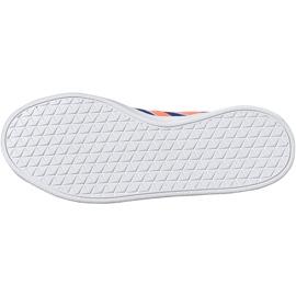 Buty dla dzieci adidas Vl Court 2.0 K niebieskie EG2003 6