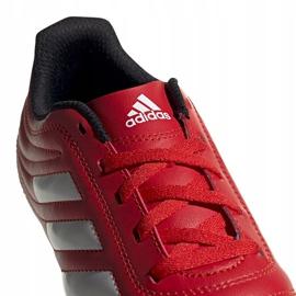 Buty piłkarskie adidas Copa 20.4 Fg Junior czerwone EF1919 3