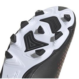 Buty piłkarskie adidas Predator 20.4 FxG Jr EF1931 czarne wielokolorowe 5
