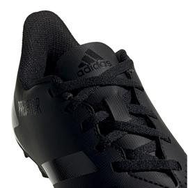 Buty piłkarskie adidas Predator 20.4 FxG Jr EF1932 czarne czarne 4