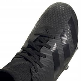 Buty piłkarskie adidas Predator 20.3 Fg Junior EF1929 czarne czarne 3