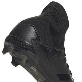 Buty piłkarskie adidas Predator 20.3 Fg Junior EF1929 czarne czarne 4