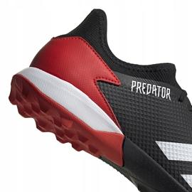 Buty piłkarskie adidas Predator 20.3 Tf EF1996 czarne wielokolorowe 4
