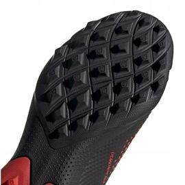 Buty piłkarskie adidas Predator 20.3 Tf EF1996 czarne wielokolorowe 5