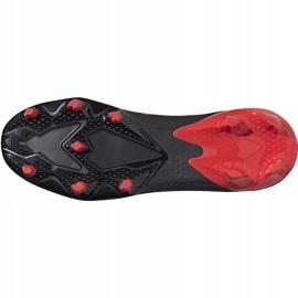 Buty piłkarskie adidas Predator 20.3 L Fg czarne EE9556 wielokolorowe 6