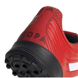 Buty piłkarskie adidas Copa 20.3 Tf czerwone G28545 5