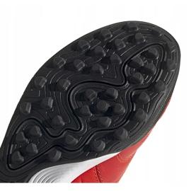 Buty piłkarskie adidas Copa 20.3 Tf czerwone G28545 4
