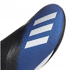 Buty piłkarskie adidas X 19.3 Ll Tf EG7176 niebieskie niebieskie 3