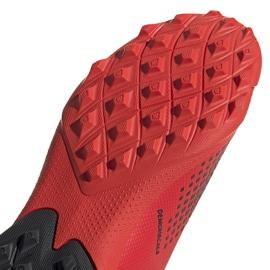 Buty piłkarskie adidas Predator 20.3 Ll Tf Jr EF1949 czerwone czerwone 5