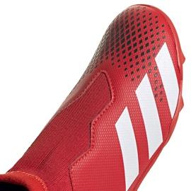 Buty piłkarskie adidas Predator 20.3 Ll Tf Jr EF1949 czerwone czerwone 3