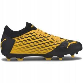 Buty piłkarskie Puma Future 5.4 Fg Ag Junior 105810 03 żółte żółte 1
