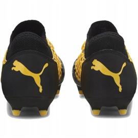 Buty piłkarskie Puma Future 5.4 Fg Ag Junior 105810 03 żółte żółte 4