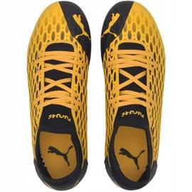 Buty piłkarskie Puma Future 5.4 Fg Ag Junior 105810 03 żółte żółte 2