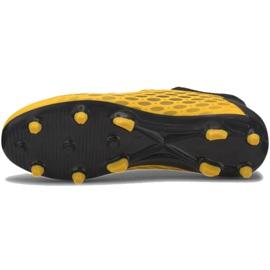 Buty piłkarskie Puma Future 5.4 Fg Ag Junior 105810 03 żółte żółte 5