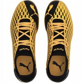 Buty piłkarskie Puma Future 5.4 Tt żółte 105803 03 1