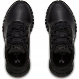 Buty dla dzieci Under Armour Ps Mojo Ufm czarne 3020699 001 1