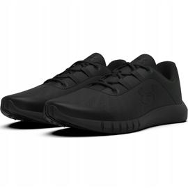 Buty dla dzieci Under Armour Ps Mojo Ufm czarne 3020699 001 3