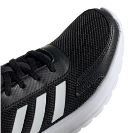 Buty dla dzieci adidas Tensaur Run K czarne EG4128 3