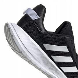 Buty dla dzieci adidas Tensaur Run K czarne EG4128 5