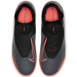 Buty piłkarskie Nike Phantom Vsn Academy Df Tf AO3269 080 szare szare 1