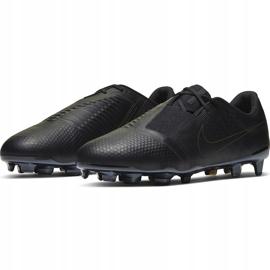 Buty piłkarskie Nike Phantom Venom Elite Tc Fg CJ6319 001 czarne czarne 3