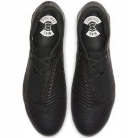 Buty piłkarskie Nike Phantom Venom Elite Tc Fg CJ6319 001 czarne czarne 1