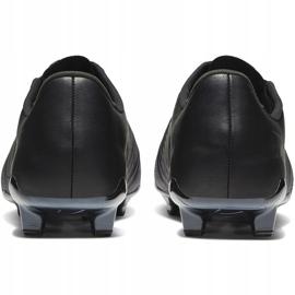 Buty piłkarskie Nike Phantom Venom Elite Tc Fg CJ6319 001 czarne czarne 4