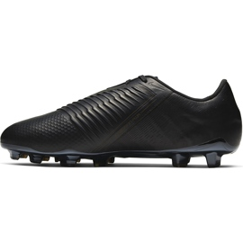 Buty piłkarskie Nike Phantom Venom Elite Tc Fg CJ6319 001 czarne czarne 2