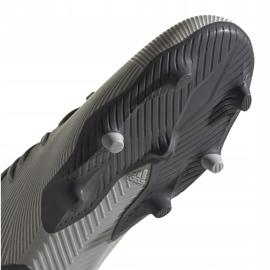 Buty piłkarskie adidas Nemeziz 19.3 Fg szare EF8287 5