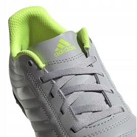 Buty piłkarskie adidas Copa 20.4 Tf Jr EF8359 szare szare 3