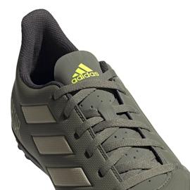 Buty piłkarskie adidas Predator 19.4 Tf EF8212 zielone zielone 3