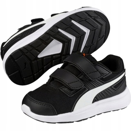 Buty dla dzieci Puma Escaper Mesh V Inf czarne 190327 08 3