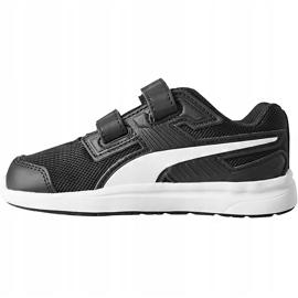 Buty dla dzieci Puma Escaper Mesh V Inf czarne 190327 08 2