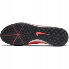 Buty piłkarskie Nike Zoom Phantom Venom Pro Tf BQ7497 810 różowe pomarańczowe 5