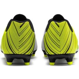 Buty piłkarskie Puma One 5.4 Fg Ag żółto-biało-czarne 105605 03 żółte żółte 4