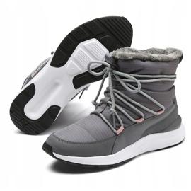 Buty damskie Puma Adela Winter Boot szare 369862 03 2