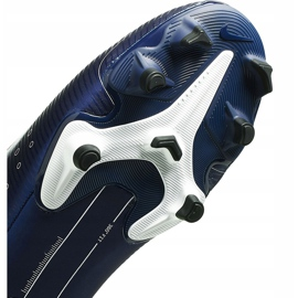 Buty piłkarskie Nike Mercurial Vapor 13 Academy Mds FG/MG CJ1292 401 granatowe granatowe 5