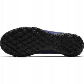 Buty piłkarskie Nike Mercurial Vapor 13 Academy Mds Tf CJ1306 401 granatowe granatowe 5