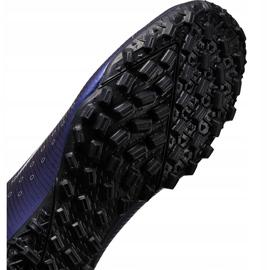 Buty piłkarskie Nike Mercurial Superfly 7 Academy Mds Tf BQ5435 401 granatowe niebieskie 5