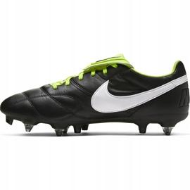 Buty piłkarskie Nike Premier Ii SG-PRO Ac 921397 017 czarne czarne 2