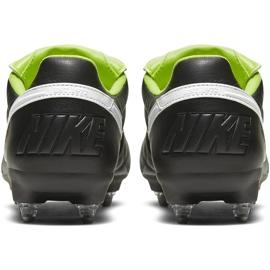 Buty piłkarskie Nike Premier Ii SG-PRO Ac 921397 017 czarne czarne 4