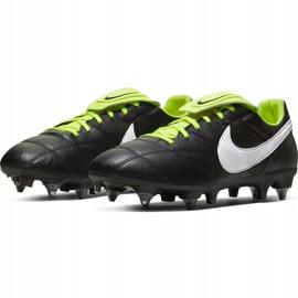 Buty piłkarskie Nike Premier Ii SG-PRO Ac 921397 017 czarne czarne 3