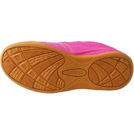 Buty dla dzieci Kappa Kickoff Oc K różowo-białe 260695K 2210 różowe różowe 3