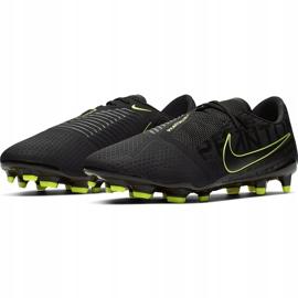 Buty piłkarskie Nike Phantom Venom Pro Fg AO8738 007 czarne czarne 3