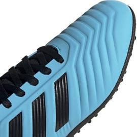 Buty piłkarskie adidas Predator 19.3 Tf Jr niebieskie G25803 3