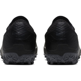 Buty piłkarskie Nike Mercurial Vapor 13 Pro Tf AT8004 001 czarne czarne 4
